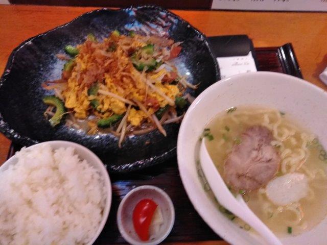 沖縄飯 (2)