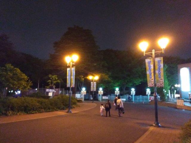 深夜豊島園シネマ (2)