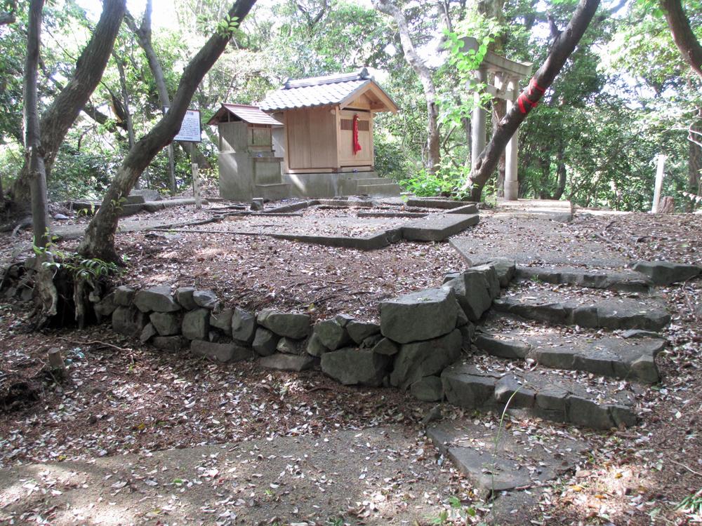 浦戸城 002