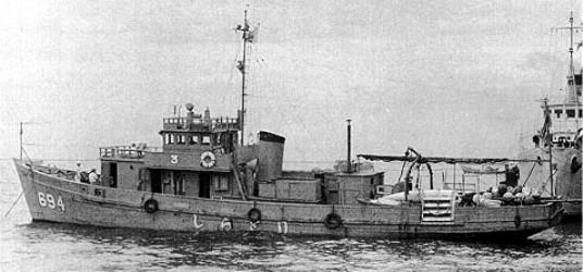 機雷掃海艇1