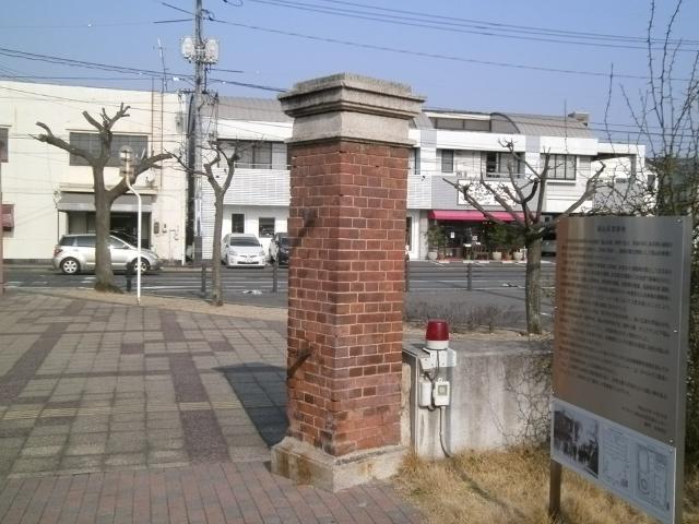 歩41移設門柱 (3)