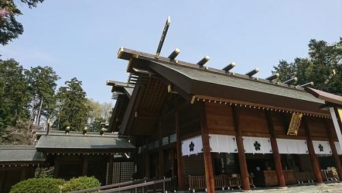 櫻木神社社殿
