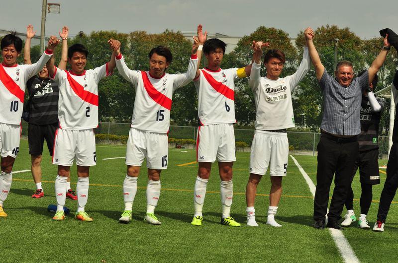 第54回全国社会人サッカー選手権愛知県大会 決勝 vs名古屋クラブ-4
