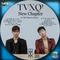 東方神起 8集 - New Chapter◇