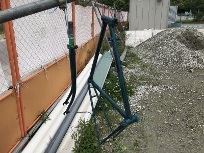フレーム塗装 (1)