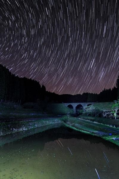 蛍の里温泉-汐井川橋梁