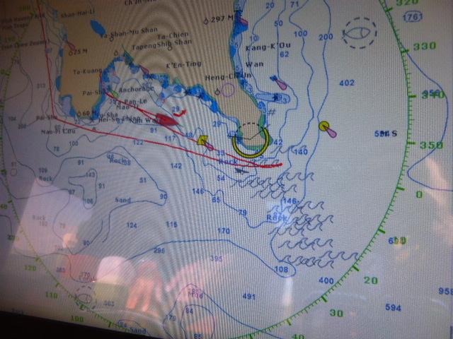 台湾回航144