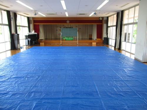 H30綾川町きらきら子育て支援事業 芸術活動  羽床保育所と羽床上保育所の子どもたち1