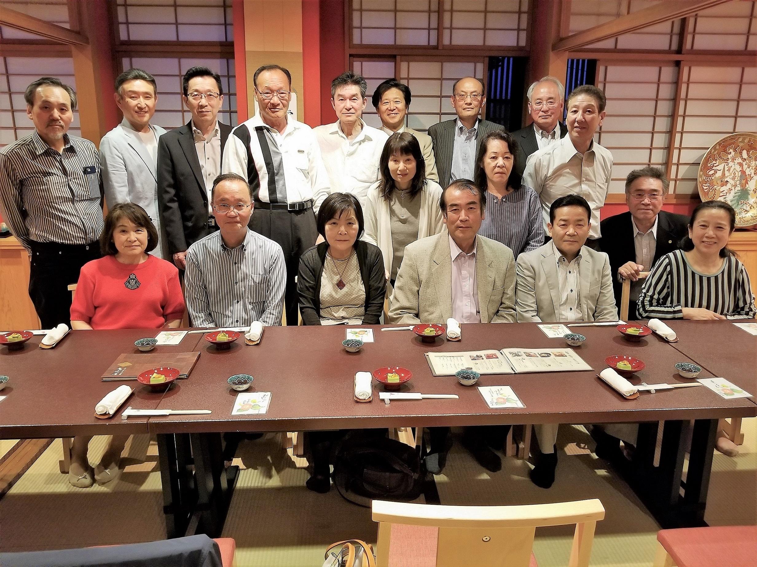 第1回金沢地区幹事会