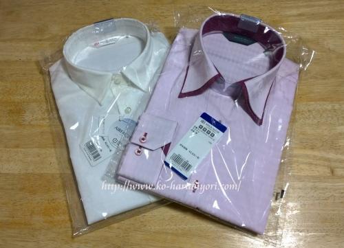 東京シャツ(シャツ工房)綿100%素材のシャツ