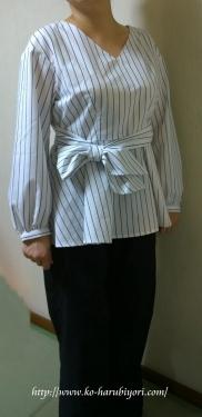 楽天ファッションフェアfelissimo涼やかパンツ ワイド(ブラック)
