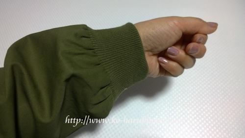楽天ファッションフェアaimohaショルダージップMA-1(スタジアムジャンパー)お色はカーキー
