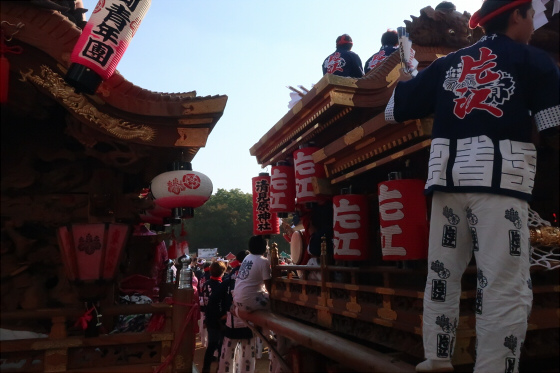 だんじりin大阪城2017-23