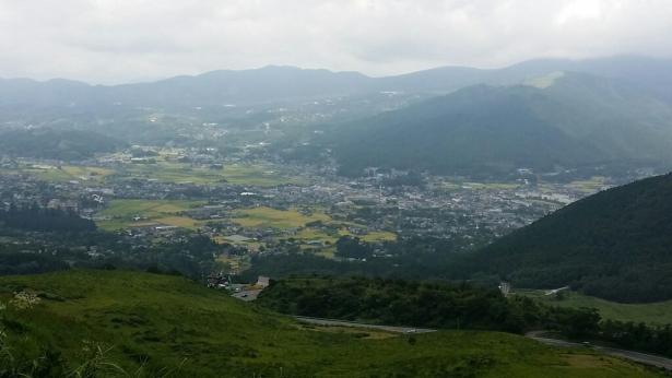 熊本の高原