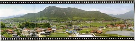 グリーンヒルからの眺望1