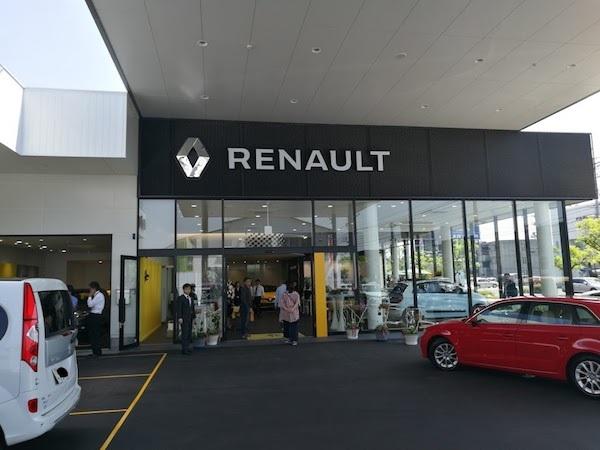 ルノー岡山新店舗プレオープン2018⑦