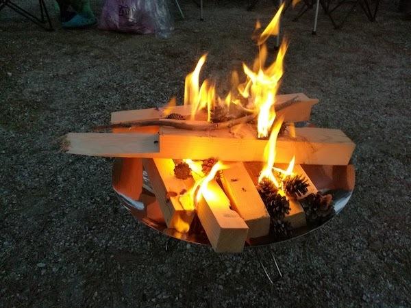 黒木キャンプ場2018⑧