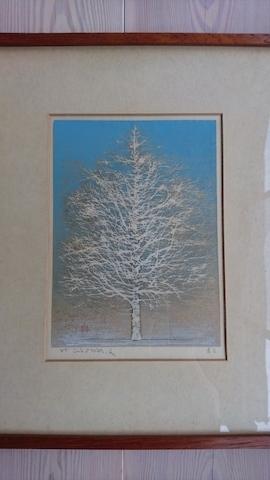 木版画、リトグラフの高価買取いたします