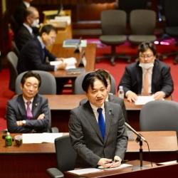 平成30年3月14日予算委員会