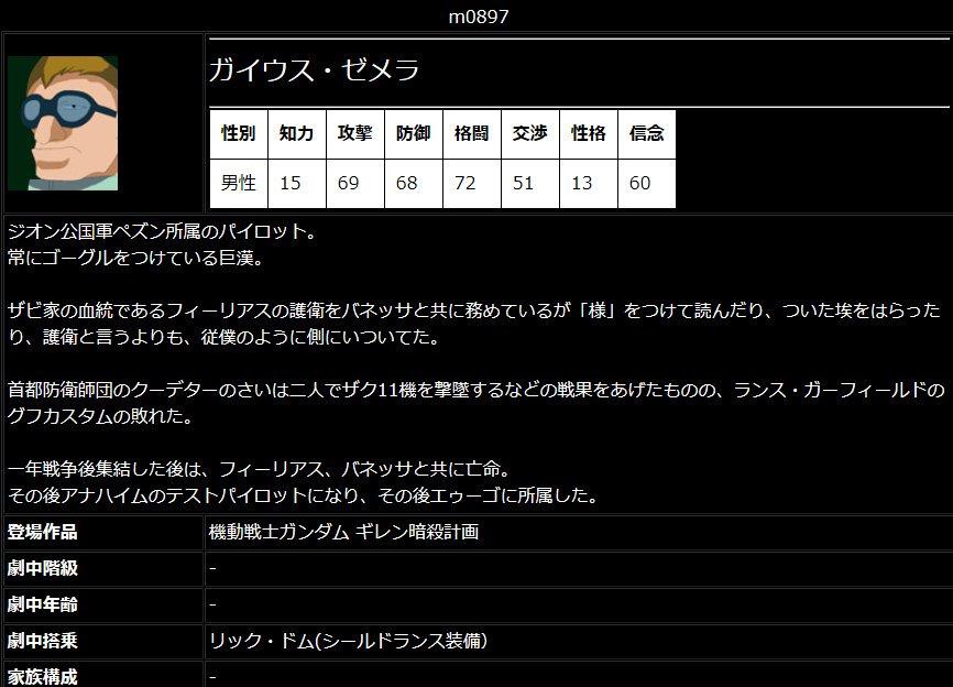 ガンダムMOD1.9の五月までの進捗状05