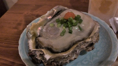 あしたまのブログ記事にも成っていた今日のおすすめ、、、生牡蠣