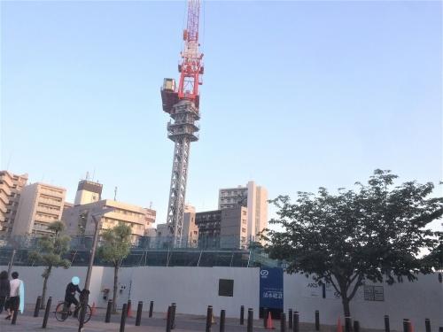2018年4月28日の武蔵小金井駅南口