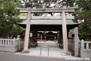 賣布(めふ)神社(松江市和多見町)3