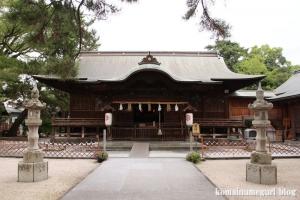 賣布(めふ)神社(松江市和多見町)29