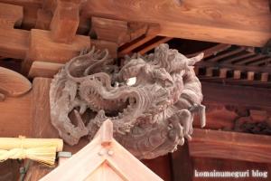賣布(めふ)神社(松江市和多見町)33
