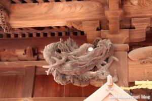 賣布(めふ)神社(松江市和多見町)34
