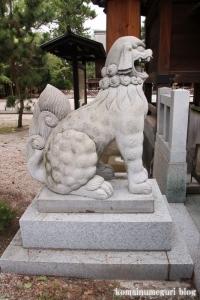 賣布(めふ)神社(松江市和多見町)9