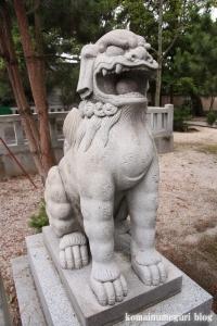 賣布(めふ)神社(松江市和多見町)10