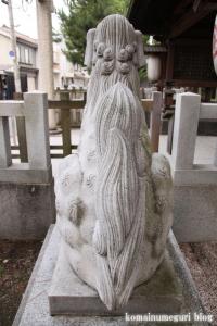 賣布(めふ)神社(松江市和多見町)8