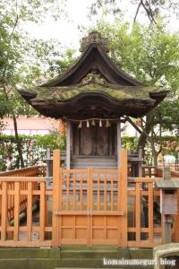 賣布(めふ)神社(松江市和多見町)17