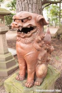 賣布(めふ)神社(松江市和多見町)20