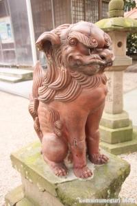 賣布(めふ)神社(松江市和多見町)24
