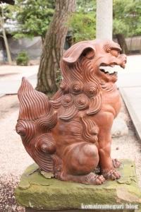 賣布(めふ)神社(松江市和多見町)21