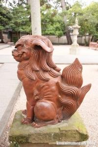 賣布(めふ)神社(松江市和多見町)25