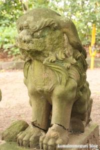 賣布(めふ)神社(松江市和多見町)45