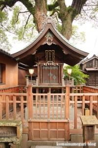 賣布(めふ)神社(松江市和多見町)63