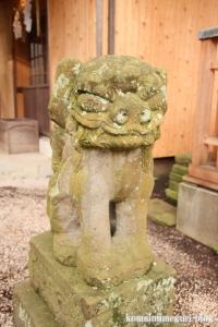 賣布(めふ)神社(松江市和多見町)69