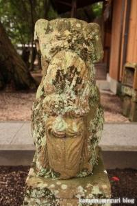 賣布(めふ)神社(松江市和多見町)67