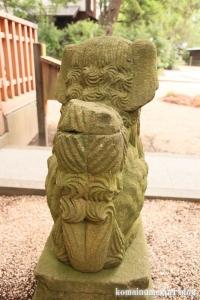 賣布(めふ)神社(松江市和多見町)71
