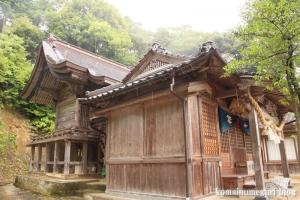 熊野神社(松江市西河津町)14
