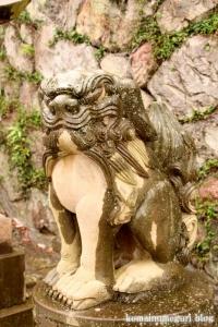 熊野神社(松江市西河津町)2