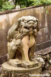熊野神社(松江市西河津町)3
