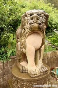 熊野神社(松江市西河津町)8
