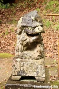 熊野神社(松江市西河津町)20