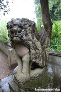 熊野神社(松江市西河津町)31