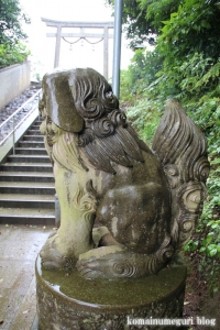 熊野神社(松江市西河津町)36